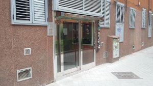 San Pascual, 8. Madrid