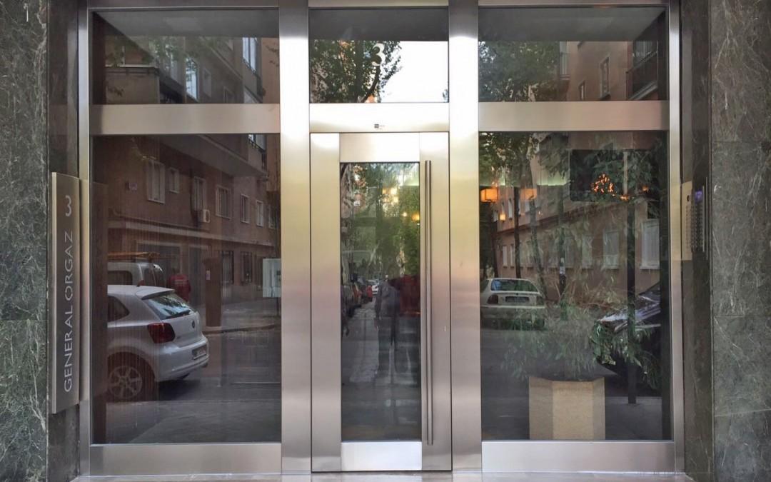 Proyectos archivo inoxpuerta puertas de portal en for Portal empleo madrid